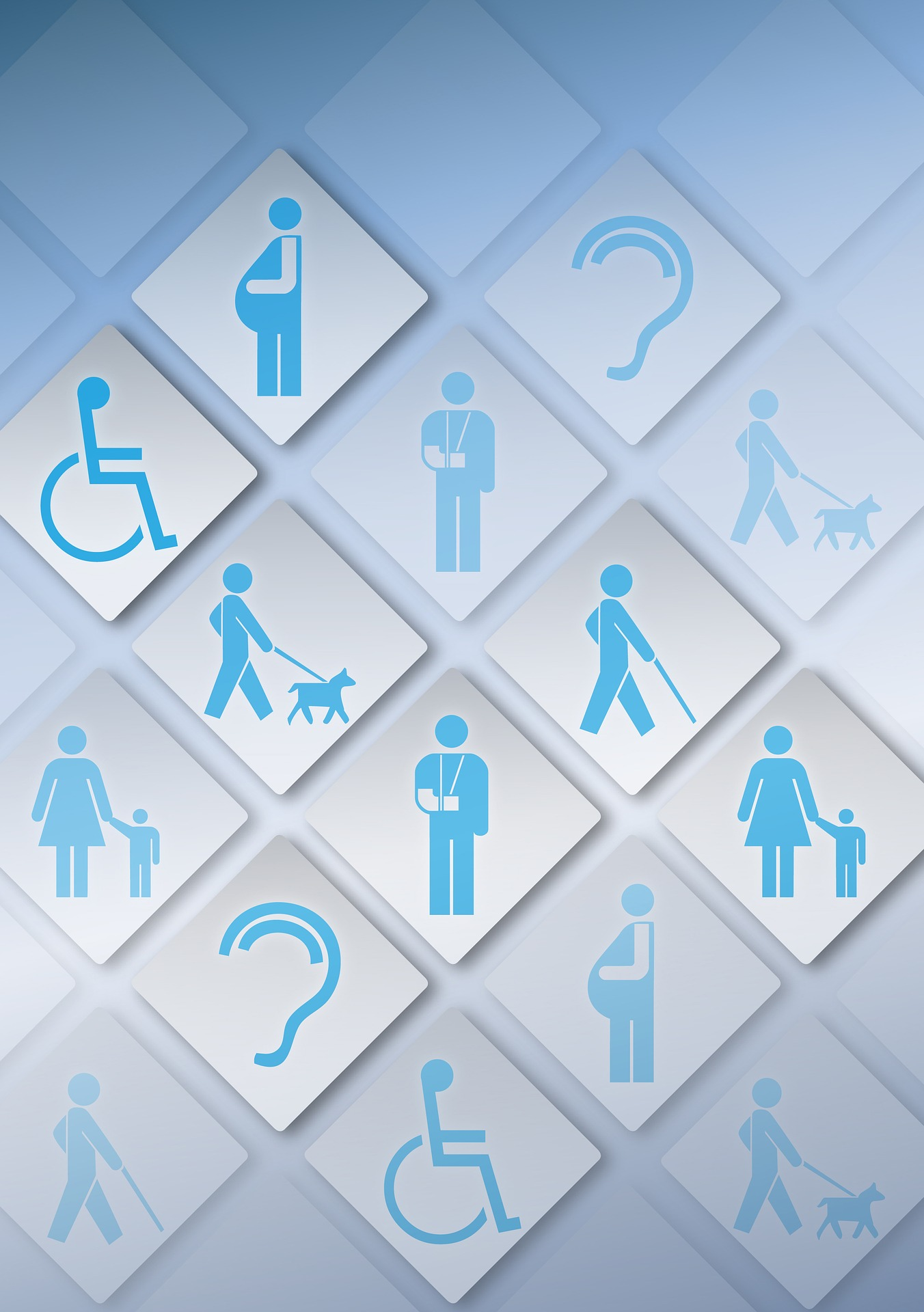 Accessibility image - Image by Cris Renma from Pixabay
